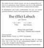 Ilse (Ille) Labuch