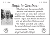 Sophie Gerdsen
