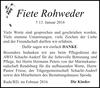 Fiete Rohweder