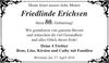 Friedlinde Erichsen