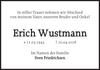 Erich Wustmann