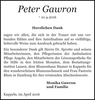 Peter Gawron