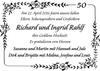 Richard und Ingrid Rahlf