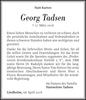Georg Tadsen