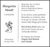 Margarita Wendt