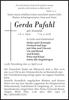 Gerda Pufahl