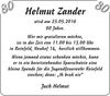 Helmut Zander