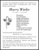 Harry Wittke