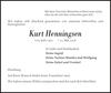 Kurt Henningsen