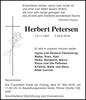 Herbert Petersen