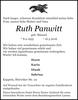 Ruth Panwitt