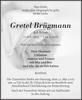 Gretel Brügmann