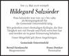 Hildegard Salzsieder