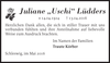 Juliane Uschi Lüdders