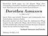 Dorothea Asmussen
