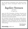Ingelore Steensen