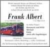 Frank Albert