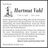 Hartmut Vahl