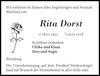 Rita Dorst