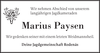Marius Paysen