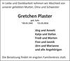 Gretchen Plaster