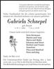 Gabriela Schnepel