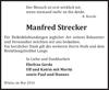 Manfred Strecker
