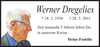 Werner Dregelies