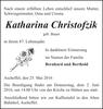 Katharina Christofzik