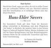 Hans-Ehler Sievers