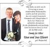 Uwe und Ines Elwert
