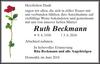 Ruth Beckmann