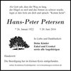 Hans-Peter Petersen