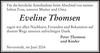 Eveline Thomsen