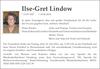 Ilse-Gret Lindow