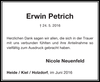 Erwin Petrich