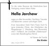 Hella Jarchow