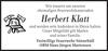 Herbert Klatt