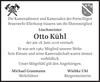 Otto Kühl