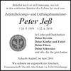 Peter Jeß