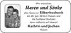 Maren und Sönke