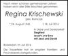 Regina Krischewski