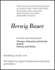 Herwig Bauer