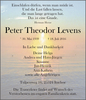 Peter Theodor Levens