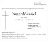 Irmgard Bannick