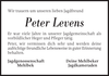 Peter Levens