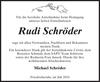 Rudi Schröder