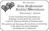 Sina Berkemeier Ricklef Hinrichsen