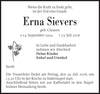 Erna Sievers