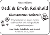 Dedi und Erwin Reinhold